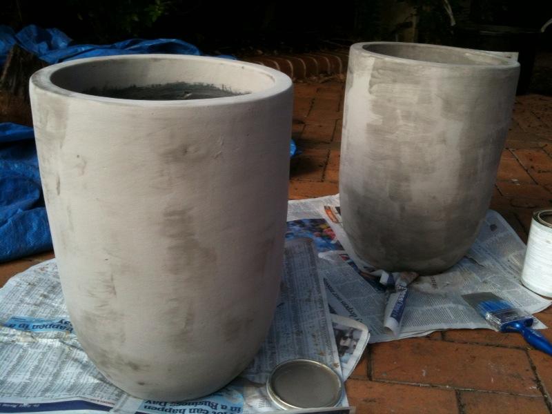 Waterproofing Terracotta Pots