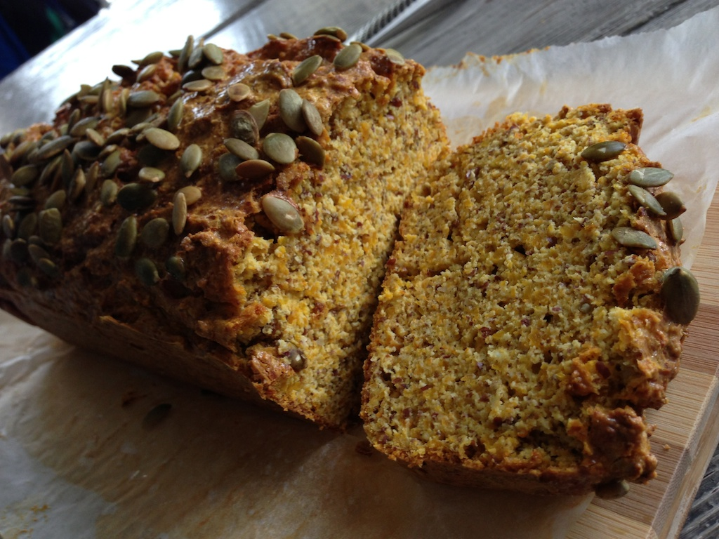 Recipe: Paleo Pumpkin Bread with the Thermomix | Pingheng 平衡
