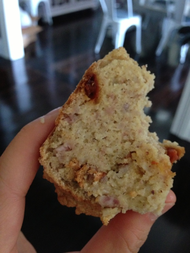Paleo Taro and Goji Berry Bread | Pingheng