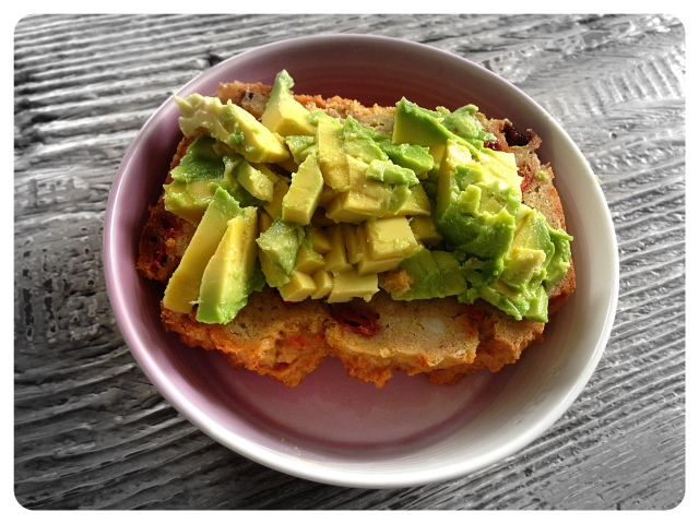 Taste fantastic served with avocado